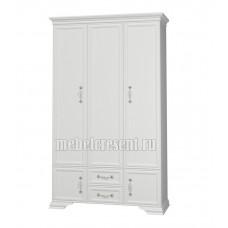 Шкаф «Грация ШР 3» Белый