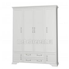 Шкаф «Грация ШР 4» Белый