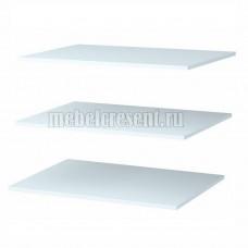 Комплект полок «Мемори 800» Белый