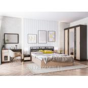 Модульный спальный гарнитур «Эрика». Композиция №2