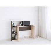 Стол компьютерный «Квартет 2» Венге - Дуб молочный