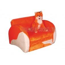 Детский диван «Лисичка»