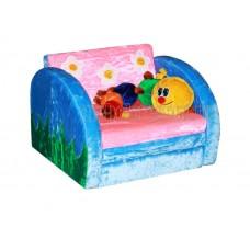 Детский диван «Гусеничка»