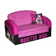 Детский диван «Монстры хай»