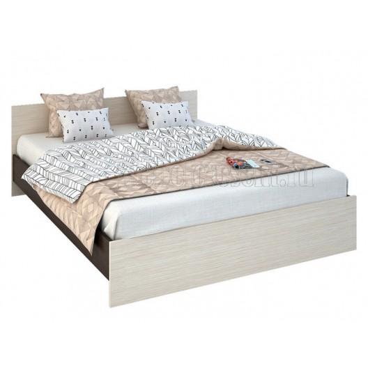 Кровать 0.8 «Бася КР 554» Венге
