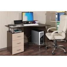Компьютерный стол «Лорд» Венге – Лоредо
