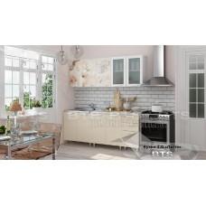 Кухонный гарнитур 2м «Латте» Белый – Крем